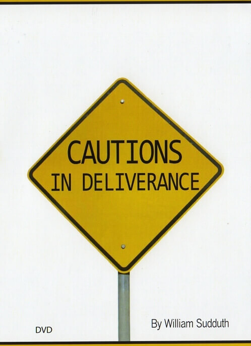 Cautions in deliverance DVD