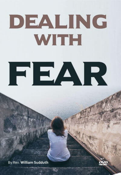 Dealing with Fear dvd front