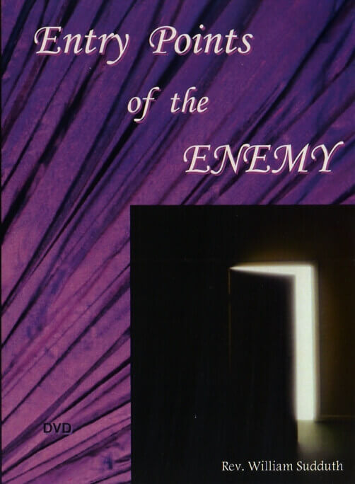 Entry points of the enemy DVD
