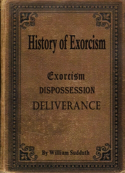 History of exorcism DVD