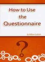 How to use the questionnaire DVD