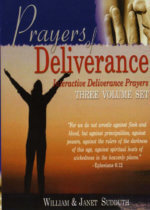 Prayers of Deliverance CD set front