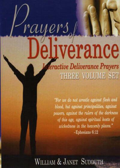 Prayers of Deliverance CD set front