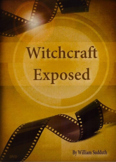 Witchcraft exposed DVD front