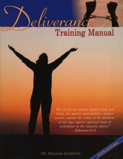 deliverance training manual english