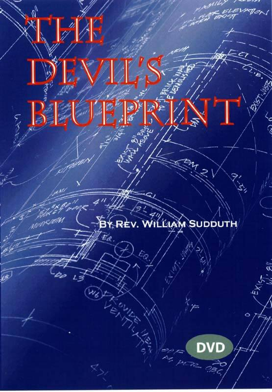 the devil's blueprint dvd